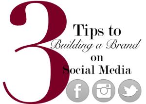 Building a Brand on Social Media
